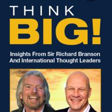 Richard Branson and GG Frantz